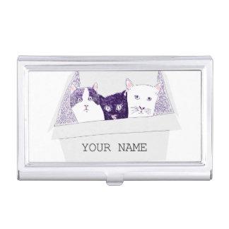 CAT 名刺ケース
