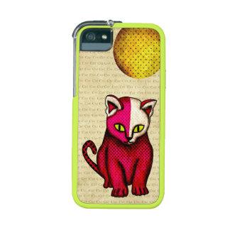 Cat 1 iPhone 5/5S cover