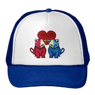 Cat 1 gorras de camionero