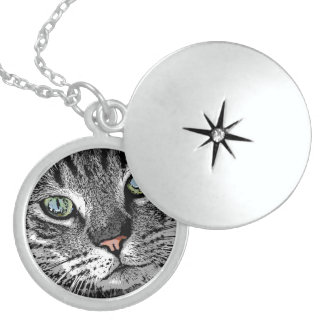Cat_2015_0503 Sterling Silver Necklace