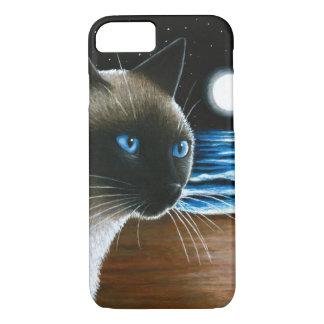 Cat 396 Siamese Case for iPhone 7