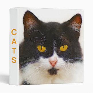 CAT 3 RING BINDER