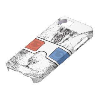 Cat 3D iPhone 5 Case