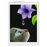 cat 409 Note Card