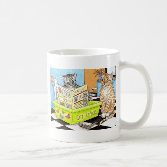 cat 464 mug
