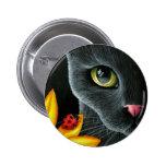 Cat 510 2 inch round button