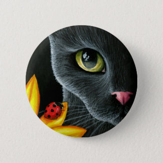 Cat 510 pinback button