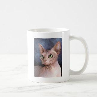 Cat 578 Sphynx Coffee Mug
