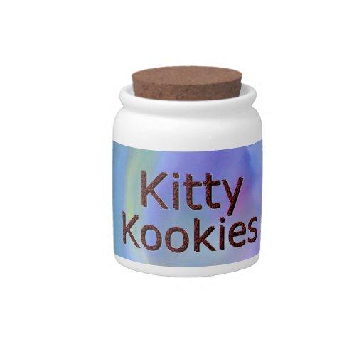 Cat-A-Copia Custom Kitty-Kandy Jar Candy Jars
