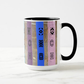 Cat-A-Copia Custom Primitave Mug