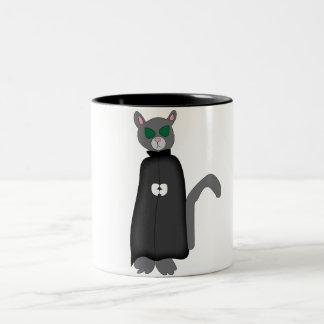 Cat Alien Mug