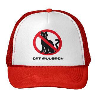 Cat Allergy Hat