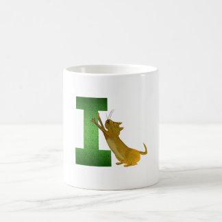 Cat Alphabet I Mug
