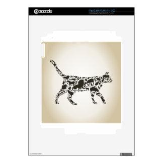 Cat an animal iPad 2 decal