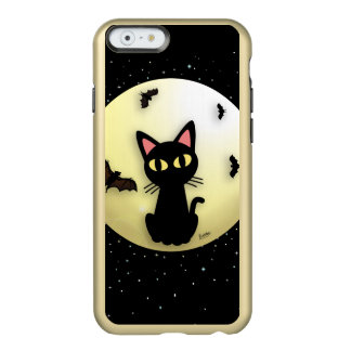 Cat and bats incipio feather shine iPhone 6 case