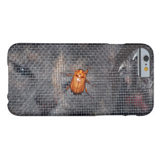 Cat and Christmas Beetle Barely There iPhone 6 Case