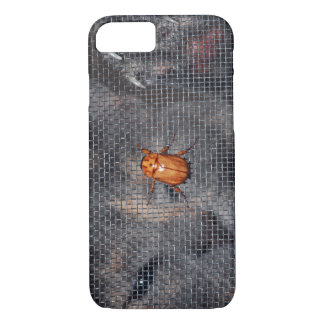 Cat and Christmas Beetle iPhone 8/7 Case