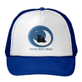 Cat and Dog Best Friends hat