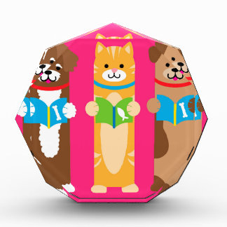 Cat and Dog Bookmarks Award