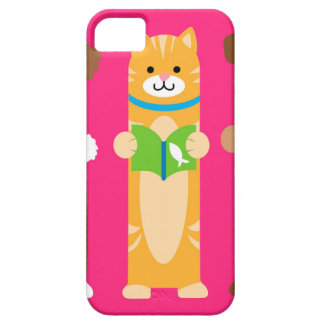 Cat and Dog Bookmarks iPhone SE/5/5s Case