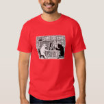 Cat and Dog in the Library T-Shirt