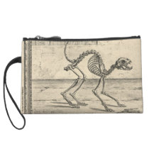 Cat and Dog Wristlet Wallet