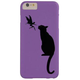 Cat and Fairy design Barely There iPhone 6 Plus Case