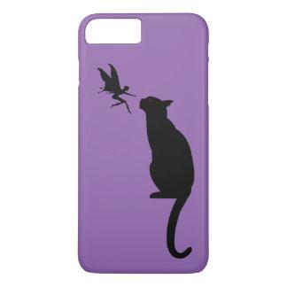 Cat and Fairy design iPhone 7 Plus Case