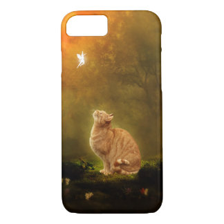 Cat and Fairy iPhone 8/7 Case