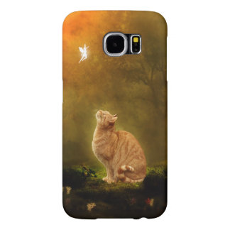 Cat and Fairy Samsung Galaxy S6 Case