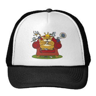 Cat and Mice of Service Hat