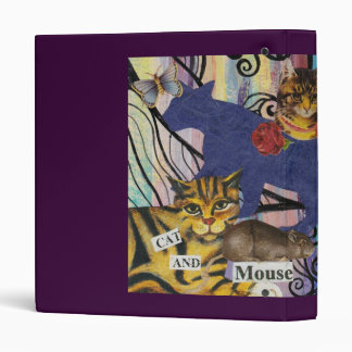 Cat and Mouse Binder
