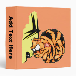 Cat and Mouse Games Binder