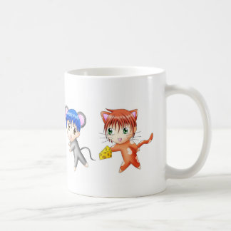 Cat and Mouse - Mug