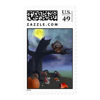 Cat and Mouse Postage