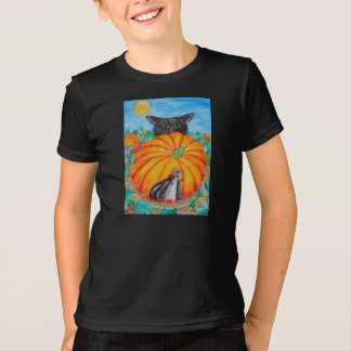 Cat and Mouseketeer T-Shirt