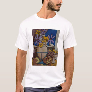 Cat and Pears T-Shirt