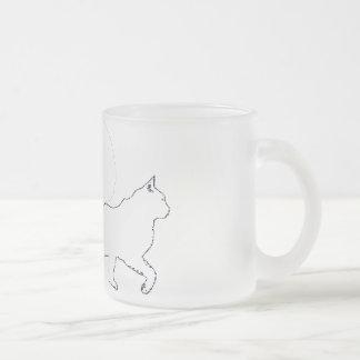 Cat and Sun Mug