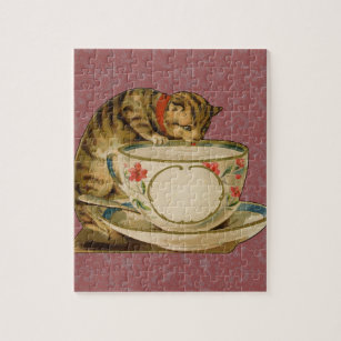 Image result for jigsaw puzzle tea cup