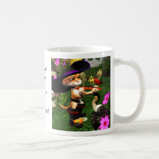 Cat and the Fiddle Coffee Mug