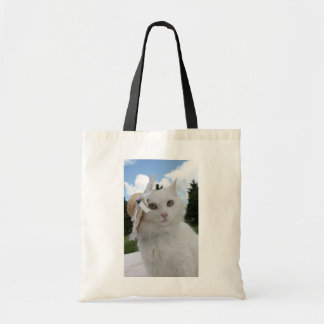Cat and the Hat Tote Bag