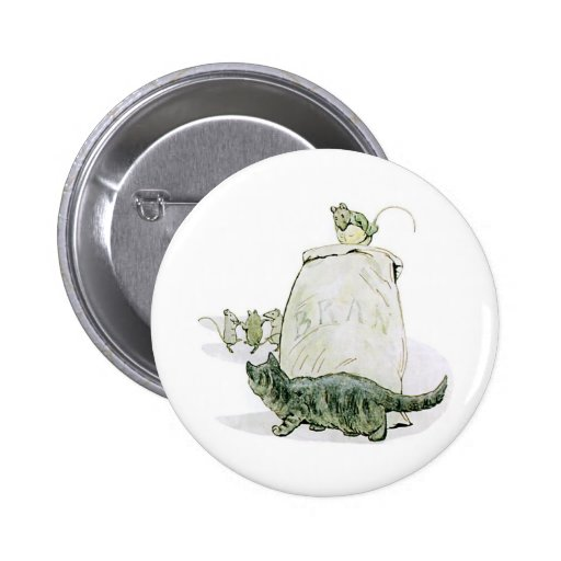 Cat and the Mice Artwork Button
