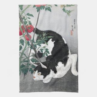 Cat and Tomato, Takahashi Shôtei Towels