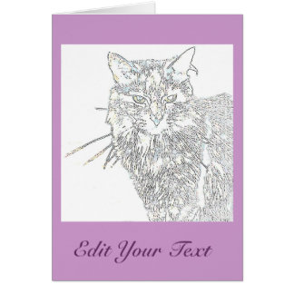 Cat Any Occasion Card