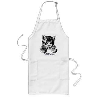 Cat Apron Purrfection