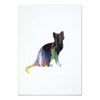 Cat Art Card