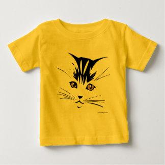 Cat Art Design Baby T-Shirt