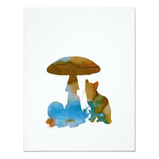 Cat Artwork Card