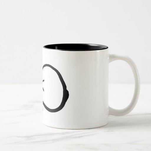 Cat asleep coffee mugs