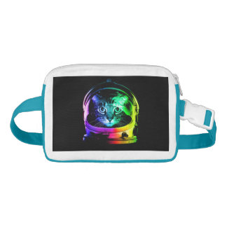 Cat astronaut - space cat - funny cats fanny pack